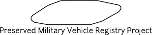 Preserved Military Vehicle Registry Project